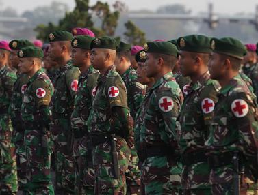 TNI ke Sulawesi Tengah