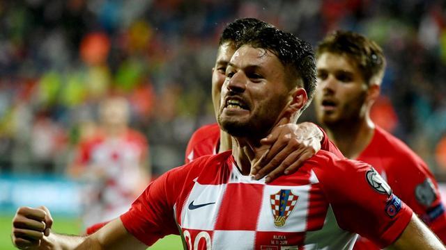 Bruno Petkovic merupakan nama baru dalam skuat Kroasia.