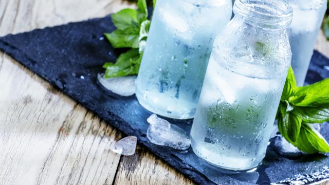 Air putih - kehausan (iStock)