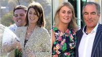 """Pasangan itu menjadi yang pasangan terkini yang berpisah setelah menang lotere. Hal ini dijuluki """"kutukan lotere"""". (Sumber Daily Mail)"""