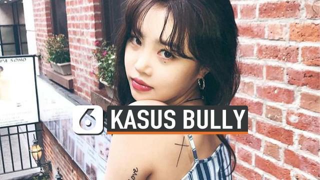 Member (G)I-DLE, Soojin, dituduh melakukan penindasan dan kekerasan ketika SMP. Hal ini diungkap oleh salah seorang korban. Meski begitu Soojin dan manajemen Cube Entertainment membantah.