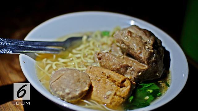 Kuliner Malam Jumat Bakso Kaki Lima Di Tebet Yang Selalu