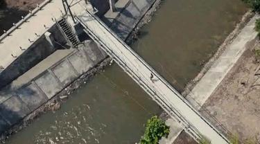 Jembatan Gantung Nawacita Tegaldowo