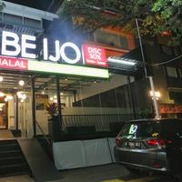 Restoran Cabe ijo sea food.