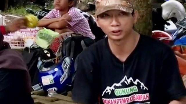 Trash Bag Community atau Komunitas Peduli Kebersihan Gunung, membuat lingkungan gunung di Indonesia lebih bersih dan indah.