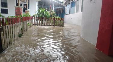 Lapas Kelas II A Gorontalo Terendam Banjir (Arfandi Ibrahim/Liputan6.com)