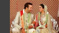 Pernikahan Isha Ambani, putri orang terkaya di dunia. Dok: @ambani.isha