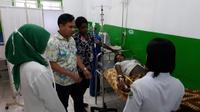 Masa pemulihan KLB Campak Asmat, pengisian tenaga kesehatan akan dilakukan menyeluruh. (Biro Komunikasi dan Pelayanan Masyarakat Kementerian Kesehatan RI)