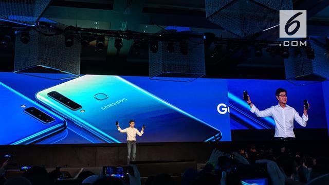 Peluncuran Samsung Galaxy A9 Dan A7 Di 4x Fun Kuala Lumpur Malaysia Liputan6 Jeko Iqbal Reza
