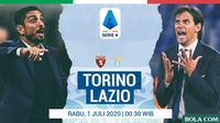 Serie A - Torino Vs Lazio - Head to Head Pelatih (Bola.com/Adreanus Titus)