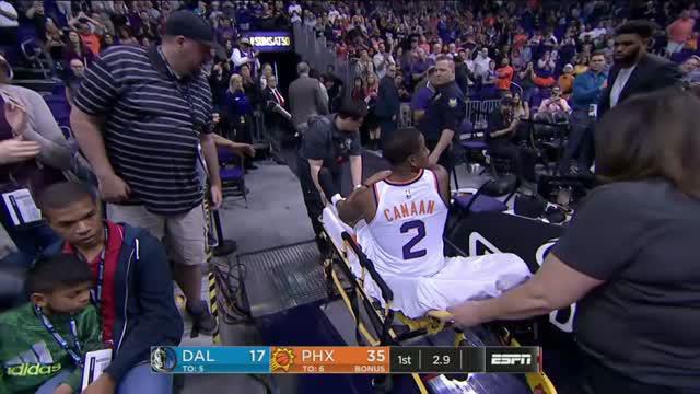 Berita video game recap NBA 2017-2018 antara Phoenix Suns melawan Dallas Mavericks dengan skor 102-88.