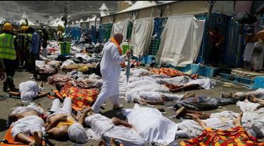 Musim haji tahun 2015 dirasakan cukup berat oleh beberapa jemaah haji dari berbagai belahan dunia. Pasalnya, beberapa kejadian beruntun menimpa kota suci Mekah belum lama ini.