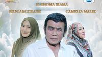 Sinetron terbaru Indosiar Banyak Jalan Menuju Rhoma ditayangkan mulai Rabu, 1 Januari 2020 (Dok Tobali Putra Productions)