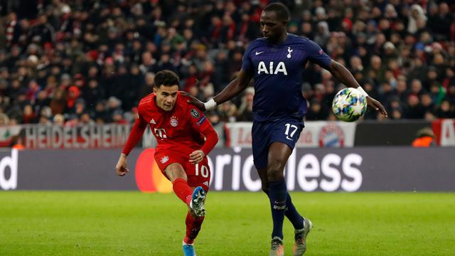 Bayern Munchen Hajar Tottenham Hotspur 3-1