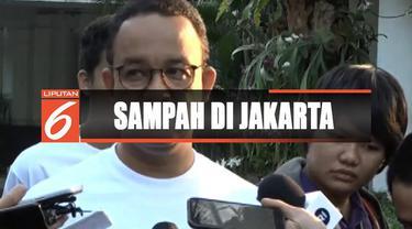 Pemprov DKI Jakarta menyiapkan road map untuk mengatasi persoalan sampah Jakarta.