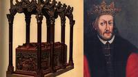 Makam Raja Polandia Raja Kazimierz Jagiellończyk diyakini menyimpan kutukan (Public Domain)