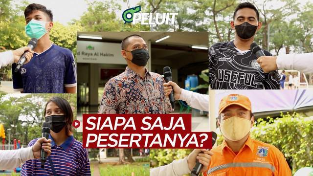 Berita video Peluit kali ini memberi tes pengetahuan kepada beberapa warga tentang negara peserta Euro 2020.