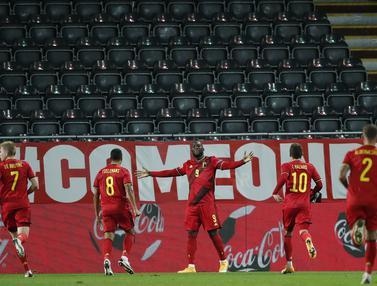 Belgia Melaju ke Semifinal UEFA Nations League