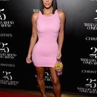 Kim Kardashian (Michael Kovac / GETTY IMAGES NORTH AMERICA / AFP)