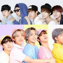 BTS. (Big Hit Music via Facebook/ BTS (방탄소년단) - Twitter/ bts_bighit)