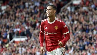 Bintang MU Cristiano Ronaldo Pernah Ditipu Hingga Rp 4,8 Miliar