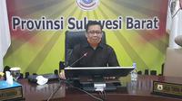 Juru Bicara Percepatan Penanganan Corona Covid-19 Sulawesi Barat