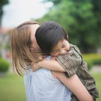 Ilustrasi menjadi ibu tunggal./Copyright shutterstock.com