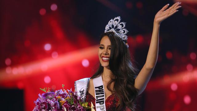 Miss Filipina Catriona Gray