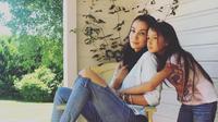 Sebagai anak perempuan satu-satunya dan bungsu, Nyla memang dekat banget dengan Nadya. (Liputan6.com/IG/@nadyahutagalung)