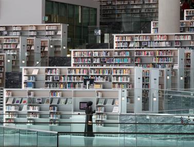Perpustakaan Nasional Qatar