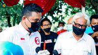 Bobby Nasution podcast bareng Deddy Mizwar di Medan