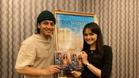 Momen Jefri Nichol dan Amanda Rawles Syukuran Film 'Thankyou Salma'. (Sumber: Instagram.com/jefrinicholfansindonesia)