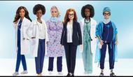 Ilmuwan Vaksin AstraZenecca Sarah Gilbert Jadi Inspirasi Boneka Barbie Terbaru. (dok.Instagram @le_gazete/https://www.instagram.com/p/CSJkFqgKqi1/Henry)