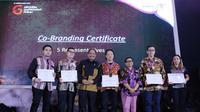 Kemenpar beri penghargaan industri serta Tokoh Kuliner Indonesia. (foto: dok. Kemenpar)