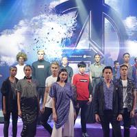 Fashion show Marvel Studios' Avengers: Endgame. (Magnifique PR)