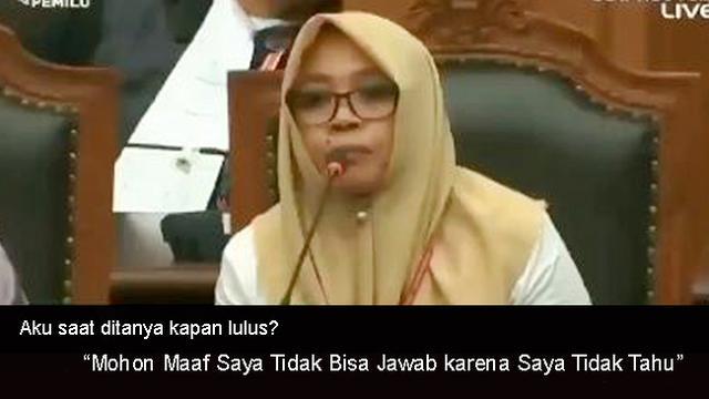Top 3 Beragam Meme Kocak Saksi Sidang Mk Citizen6