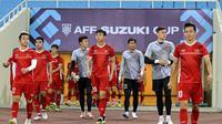 Timnas Vietnam akan menantang Myanmar pada laga lanjutan Grup A Piala AFF 2018. (AFF Suzuki Cup)