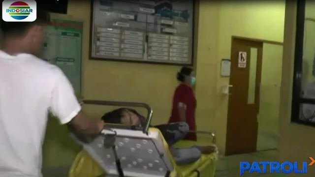 Kelimanya mendapat perawatan medis di Rumah Sakit Umum Daerah Polewali Mandar dan Rumah Sakit Umum Kabupaten Majene.