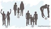 Pilih Satu Gambar Keluarga yang Menurut Kamu Paling Bahagia, Ungkap Keinginanmu (Sumber: buzzquiz)