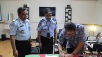 Ditjen PAS menggandeng UNIS Tangerang untuk pendidikan warga binaan.