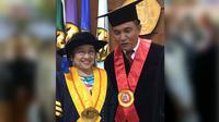 Megawati dan Yusril Ihza Mahendra.