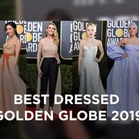 Best Dress Golden Globes 2019