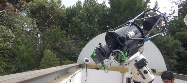 Tim peneliti dari Observatorium Boscha mengamati Hilal di 3 lokasi berbeda, hasil pengamatannya akan diserahkan kepada Kementerian Agama untuk menjadi pertimbangan menentukan awal Ramadan
