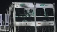 Seluruh motor terbakar, ajang balap MotoE terancam gagal