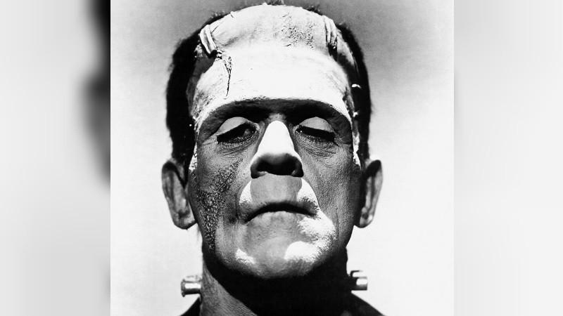 Ilustrasi Frankenstein (Wikipedia)