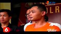 Seorang pria yang mengaku anggota TNI AL ditangkap polisi, tentara gadungan berinisial Kusnan Ghoibi atau KG alias Ali itu ternyata bekerja sebagai kuli bangunan dan duda berusia 29 tahun itu diduga melakukan penipuan terhadap 5 orang janda.