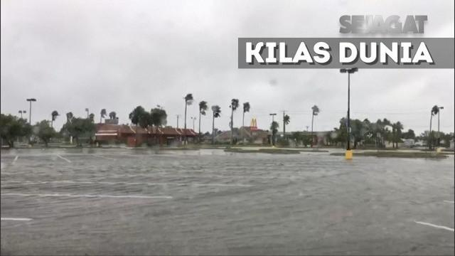 Terjangan Badai Matthew di Florida buat situasi jadi mencekam. Amerika Serikat tuduh Rusia pelaku serangan misi bantuan di Suriah.