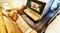 Harga Tiket Pesawat Termahal di Dunia Rp1 Miliar, The Residence dari Etihad Airways. (dok.Instagram @aviationtravelofficial/https://www.instagram.com/p/CAb2JVfAoBf/Henry)