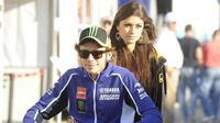 Valentino-Rossi dan Linda-Morselli (iotomotif.com)