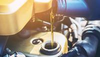 Ganti oli mobil dan filter sesuai waktunya.